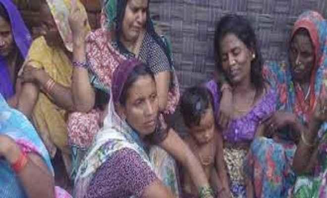 बाढ़ के पानी में डूबने से बच्चे की मौत