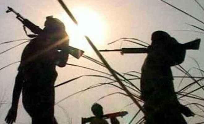आरकेएस कंपनी के कैम्प में उग्रवादियों ने किया हमला
