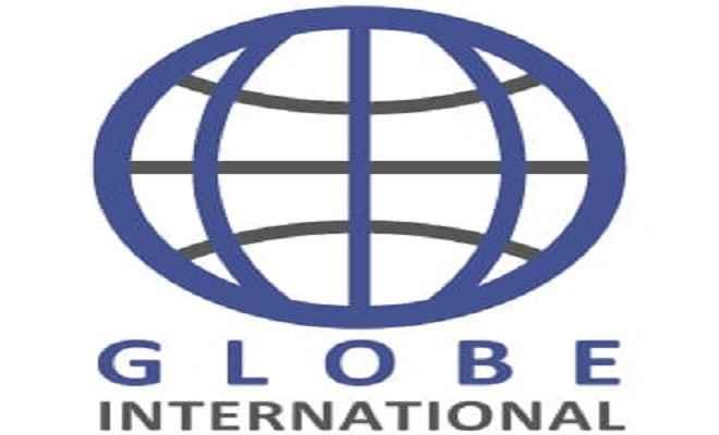 ग्लोब इंटरनेशनल को ढाई लाख की सहायता राशि स्वीकृत