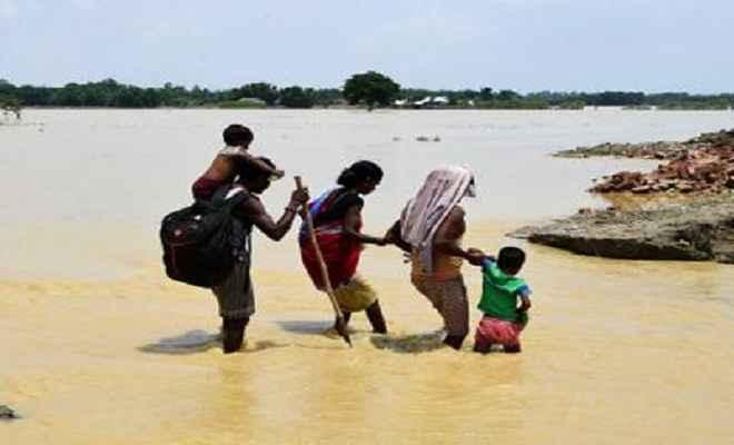 नेपाल : भारी बारिश व भूस्खलन से अबतक 120 की मौतें