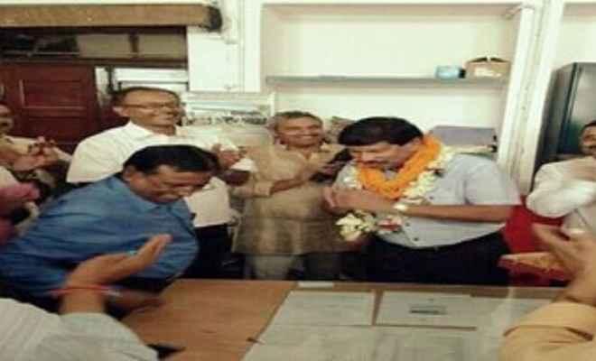 बिहार विवि के परीक्षा नियंत्रक बने रमण, भ्रष्टाचार हटाने का किया वादा