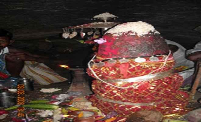 साल में एक बार खुलता है चमत्कारिक लिंगेश्वरी मंदिर का द्वार