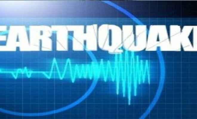 नगालैंड में 4.4 तीव्रता का भूकंप, जान-माल का नुकसान नहीं