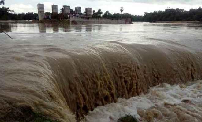 मुजफ्फरपुर जिलेे में बाढ़ से बागमती परियोजना की परिकल्पना हुई ध्वस्त