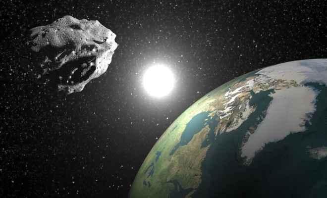 अगले महीने पृथ्वी के नजदीक से गुजरेगा क्षुद्र ग्रह