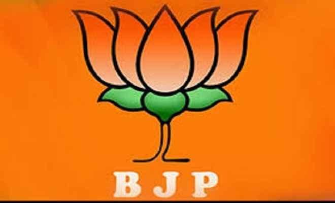 सृजन महाघोटाले के मुख्य आरोपी विपिन शर्मा भाजपा से निष्कासित