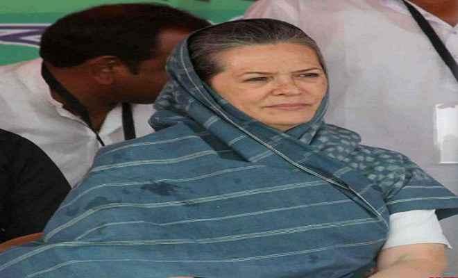 सोनिया रविवार को करेंगी गुजरात कांग्रेस के नेताओं से मुलाकात