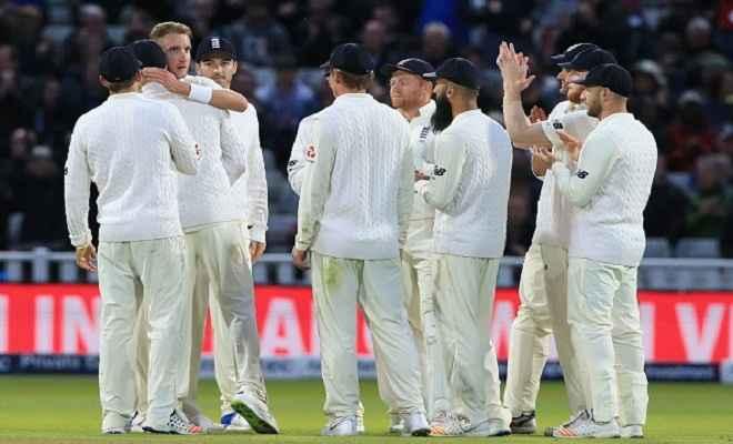इंग्लैंड ने वेस्टइंडीज को एक पारी और 209 रनों से हराया