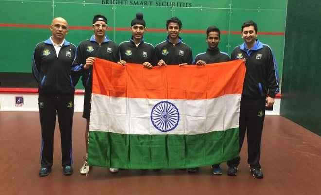 एशियाई जूनियर स्क्वैश : भारत ने 10 पदकों के साथ खत्म किया अभियान