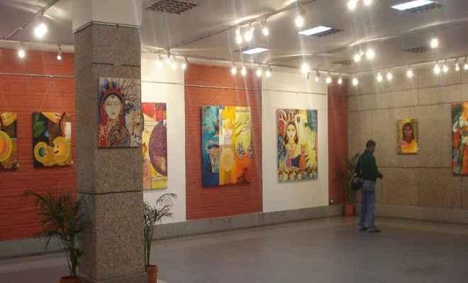 इंडिया हैबिटैट सेंटर में सोमवार से शुरू होगी अनूठी चित्रकला प्रदर्शनी