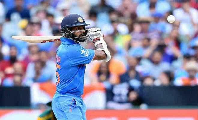 भारत ने पहले एकदिवसीय में श्रीलंका को 9 विकेट से हराया, धवन का नाबाद शतक