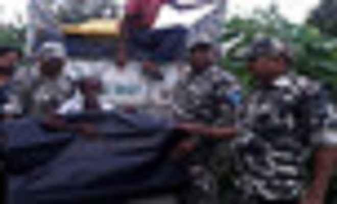 एसएसबी की 27वीं वाहिनी ने मुजफ्फरपुर जिले में चलाया राहत बचाव कार्य