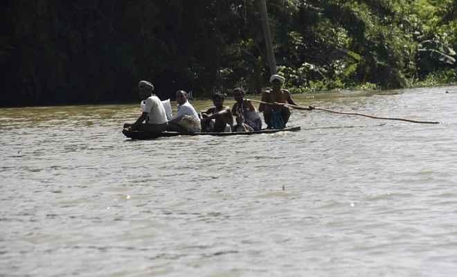 रजवाड़ा में बूढ़ी गंडक का बांध टूटा, मरने वालों की संख्या बढ़कर 253 हुई