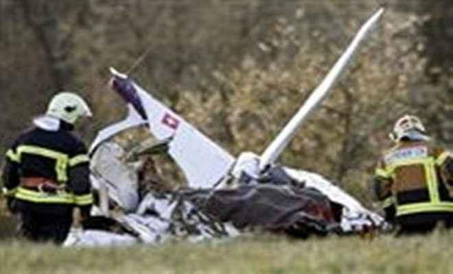 स्विट्जरलैंड में छोटा विमान दुर्घटनाग्रस्त, 3 मरे