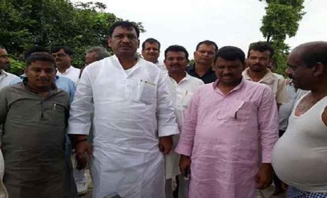 बिहार के बाढ़ को राष्ट्रीय आपदा घोषित करे केंद्र सरकार : डा. अखिलेश