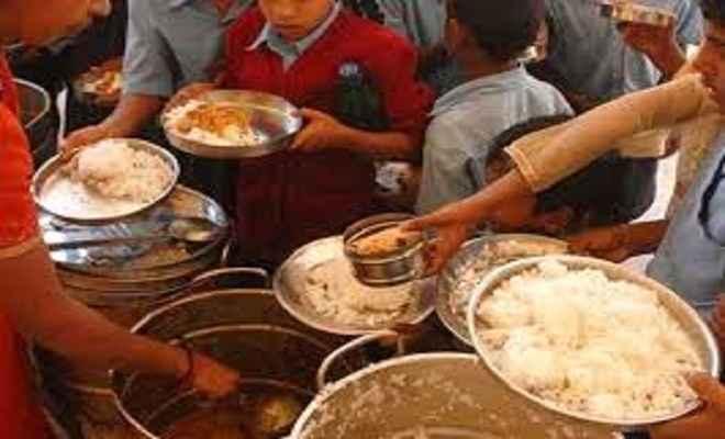 मध्याह्न भोजन के लिए खूंटी को मिले 1.91 करोड़