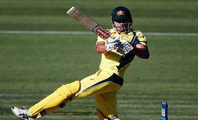 अभ्यास मैच में ऑस्ट्रेलिया के चार बल्लेबाजों ने लगाए अर्धशतक