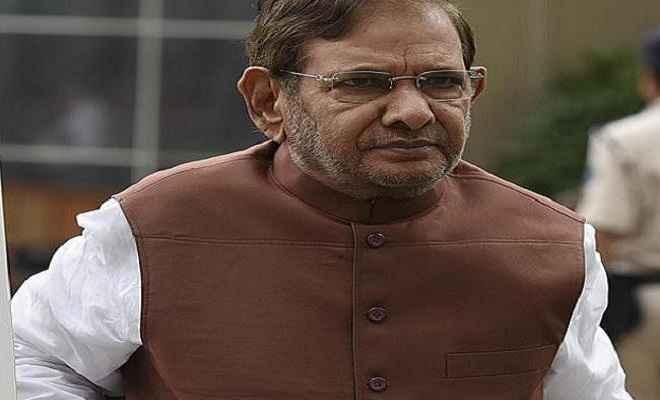 शरद का दावा खारिज, नीतीश वाले जदयू असली : चुनाव आयोग
