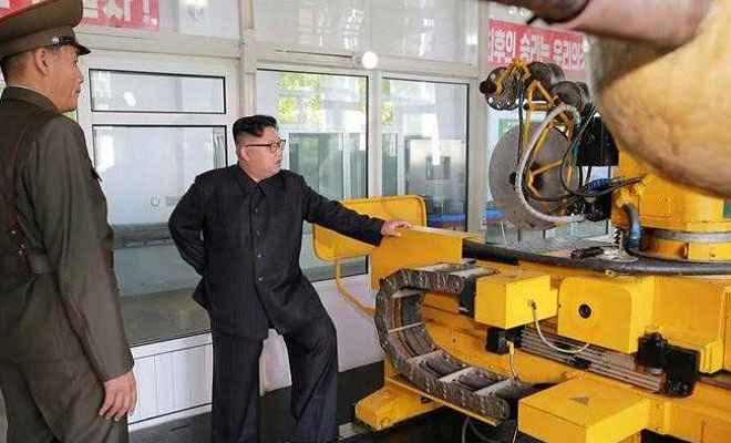 प्रतिबंध से हथियार कार्यक्रम नहीं रुकेगा : उत्तर कोरिया