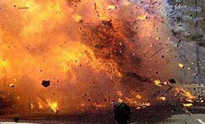काबुल क्रिकेट स्टेडियम के निकट आत्मघाती हमला, तीन की मौत