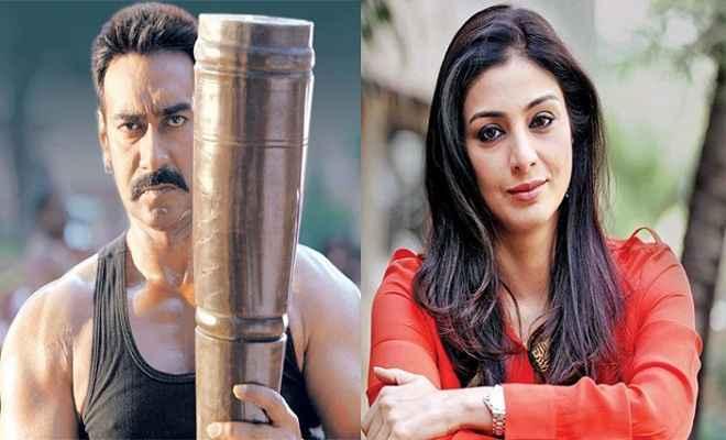 अजय देवगन के साथ फिर जोड़ी जमायेगी तब्बू