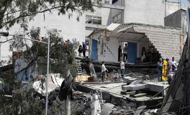 मेक्सिको में भूकंप, 150 लोगों की मौत