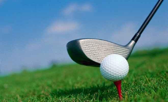 नोएडा गोल्फ कोर्स में अमन 65 का स्कोर बनाकर पीजीटीआई प्लेयर्स चैंपियनशिप में बढ़त पर