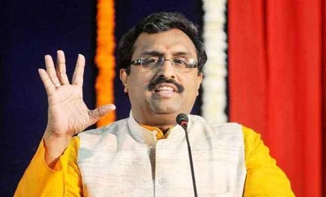 नोटबंदी राजनीतिक फैसला नहीं थाः राम माधव