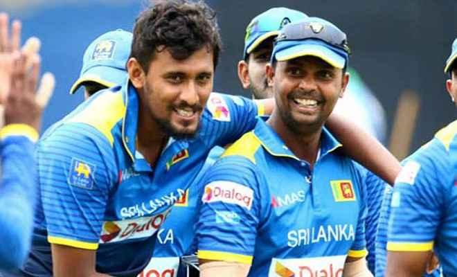 श्रीलंका ने किया 2019 आईसीसी विश्व कप के लिए क्वालीफाई, वेस्टइंडीज को मिली निराशा