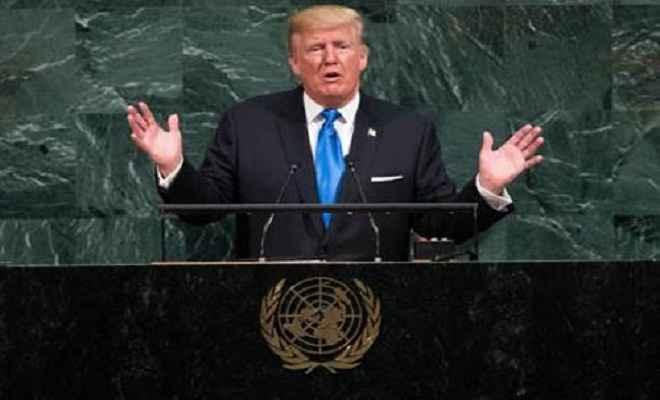 उत्तर कोरिया हरकत से बाज नहीं आता तो अमेरिका कर देगा तबाहः ट्रम्प