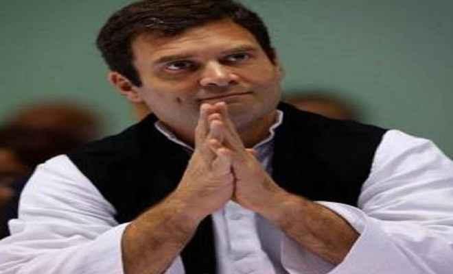 अब भारत और चीन तय करेंगे दुनिया किस तरह नया रूप लेगीः राहुल
