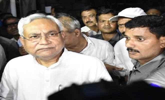 भागलपुर में नहर का बांध टूटने की जांच के आदेश दिये : नीतीश कुमार