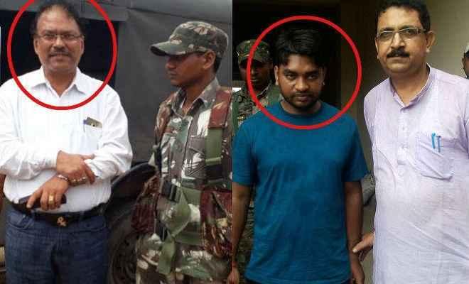 झारखंड में डॉक्टर, जेई समेत चार गिरफ्तार