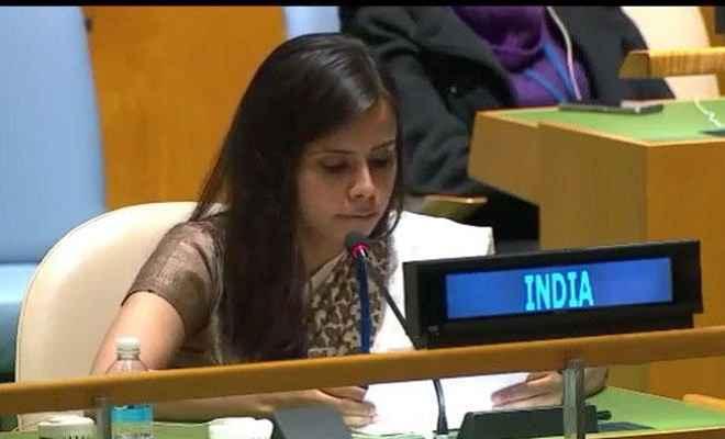 कश्मीर हमारा, कोई गलतफहमी न पाले ''टेररिस्तान'' : भारत