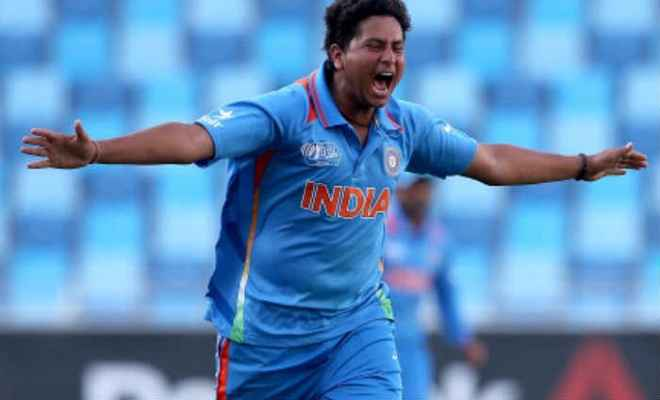 यह रिकॉर्ड बनाने वाले पहले भारतीय स्पिन गेंदबाज बने कुलदीप