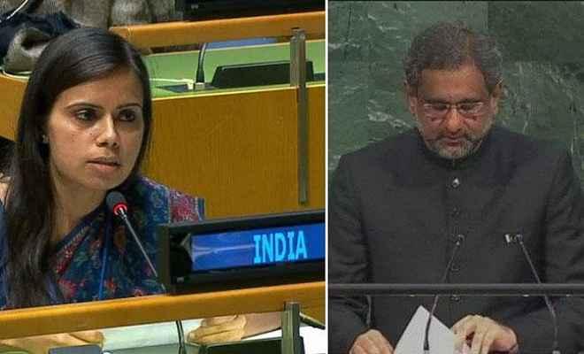 भारत ने यूएन में कहा, टेररिस्तान बन चुका है पाकिस्तान