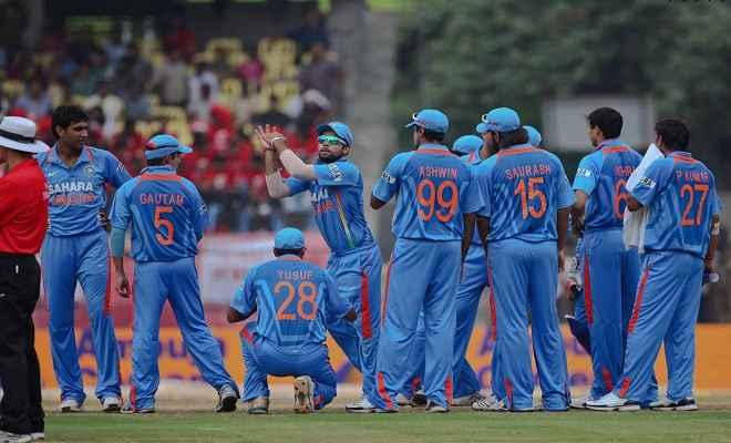 भारत ने ऑस्ट्रेलिया को 5 विकेट से हराया, सीरीज पर कब्जा
