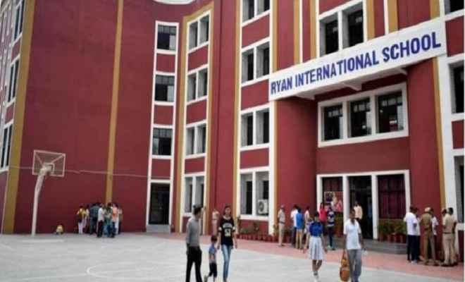 रेयान इंटरनेशनल स्कूल फिर खुला