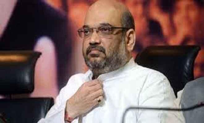 'न्यू इंडिया' विजन को सफल बनाने उतरेंगे भाजपा कार्यकर्ताः शाह