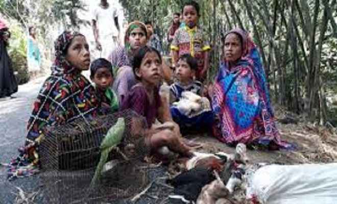 बाढ़ पीड़ित जीआर राशि के लिए एसबीआई के समक्ष देंगे धरना