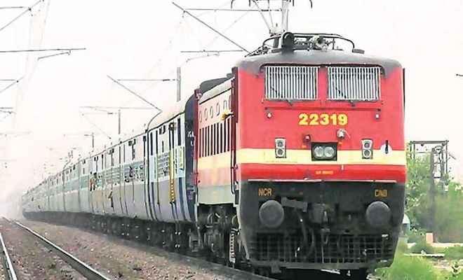 'स्फृर्ति'एप बताएगा रेलवे स्टेशन से कितनी दूर है रेलगाड़ी