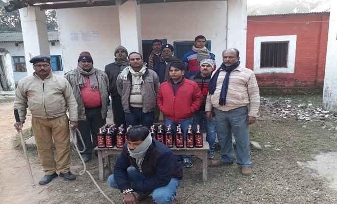 उत्पाद विभाग की सख्ती के बाद भी शराब तस्कर सक्रिय
