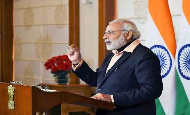 वंशवाद से नहीं संघर्ष से मिलता है बड़ा पद : प्रधानमंत्री