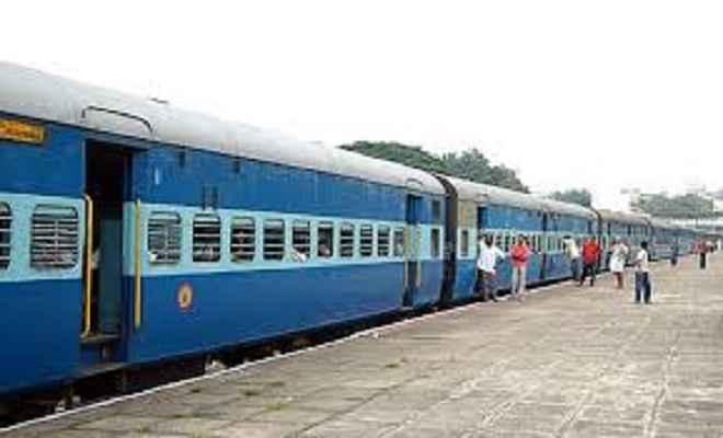 होली पर जसीडीह के रास्ते कोलकाता से लखनऊ के लिए स्पेशल ट्रेन