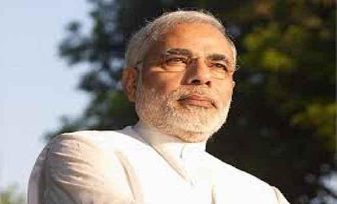 जाति के नाम पर बांटने वालों को देश का युवा दे रहा है जवाब : प्रधानमंत्री