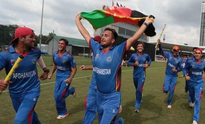 अंडर-19 विश्व कप : अफगानिस्तान ने पाकिस्तान को पांच विकेट से हराया