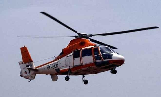 ओएनजीसी के लापता हेलिकॉप्टर में सवार 7 में से 4 के शव मिले