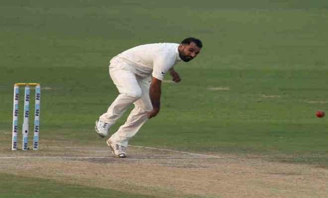 सबसे तेज 100 विकेट लेने वाले तीसरे भारतीय बने शमी