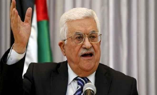 अबू दिस को फिलिस्तीन की राजधानी बनाने की पेशकश