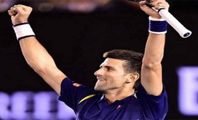 ऑस्ट्रेलियन ओपन के दूसरे दौर में पहुंचे जोकोविच